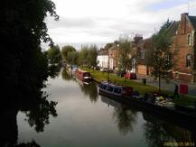 Thames and East Street, Osney, Oxford